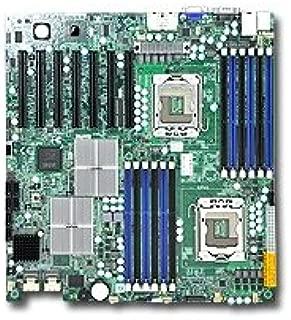Supermicro MBD-X8DTH-iF Dual LGA 1366 6 SATA Ports via ICH10R Dual GbE LAN Ports IPMI 2.0 Full Warranty