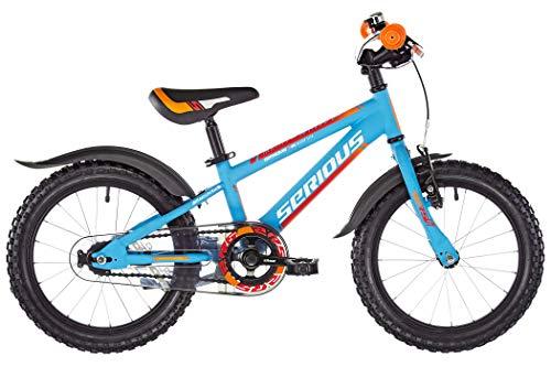 SERIOUS Mountain 16 Kinder blau 2021 Kinderfahrrad