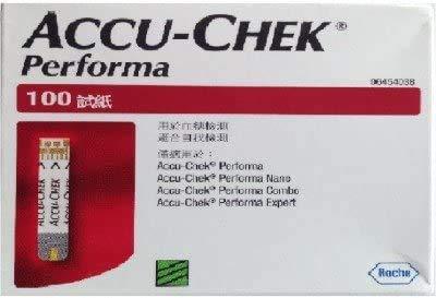 Accu-Check Proforma Lot de 2 paquets de 100 bandes adhésives...