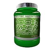 Scitec Nutrition 100% Whey Isolate, 700 grammi, Cioccolato