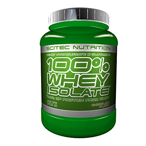 Scitec Nutrition 100% Whey Isolate, 700 grammi, Cioccolato