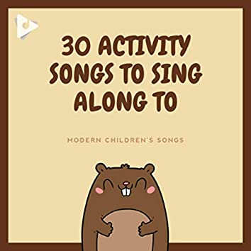 30 Activity Songs to Sing Along to