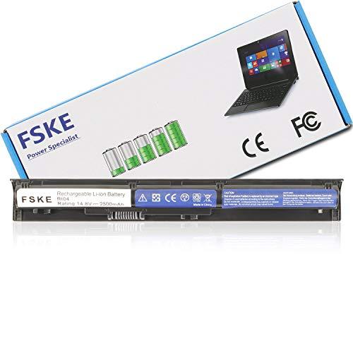 FSKE RI04 805294-001 Batería para HP Envy 15 ProBook 450 G3 P3G15AA HSTNN-DB7B ProBook 470 G3 RI06XL ProBook 455 G3 Notebook Battery,14.8v 2500mah 4 cellules