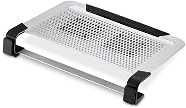 Cooler Master NotePal U2 PLUS - Laptop Cooling Pad with 2 Movable High Performance Fans (Silver)