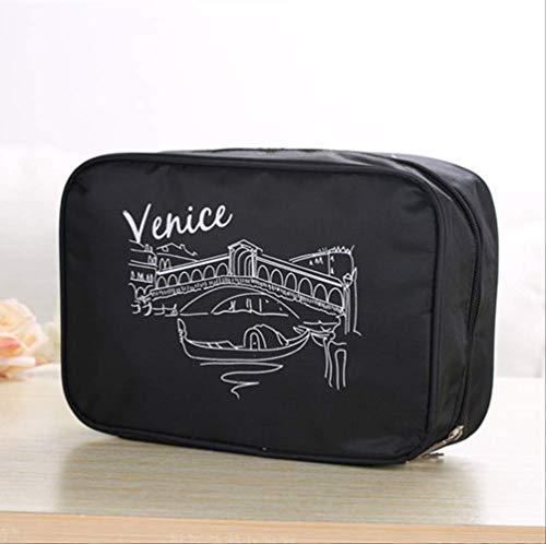 Sac de lavage crochet pour sac de lavage de voyage portable grande capacité créatif