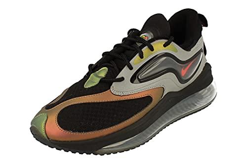 Nike Air Max Zephyr EOI Herren Running Trainers CV8834 Sneakers Schuhe (UK 12 US 13 EU 47.5, metallic Silver Bright Crimson 001)