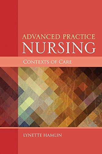 41oZMZ4zoDL - Advanced Practice Nursing Contexts of Care