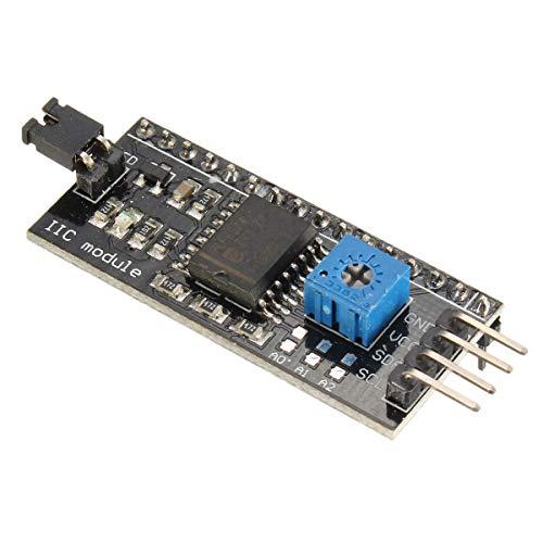 ILS - 20 Stück PCF8574 LCD1602 Adapter I2C / IIC/TWI Serial Interface-Modul-Brett LCD-Konverter für Arduino