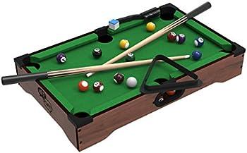 Hey! Play! Mini Tabletop Pool Set