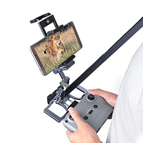HSKB Controller Halterung Tablet Halter für DJI Mavic Air 2 / Mini / Pro Drohne für Smartphones Tablets Halter Monitor Extension Adjustable Bracket Remote Quadcopter Zubehör