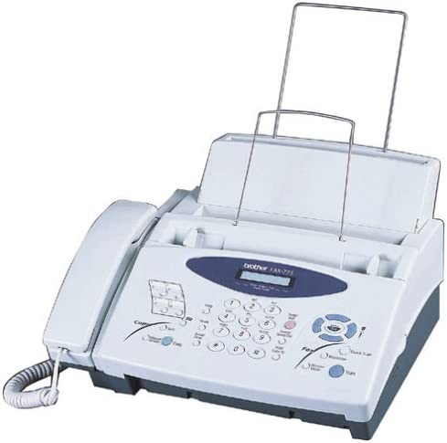 Brother IntelliFAX 775 Plain Paper Fax/Phone/Copier