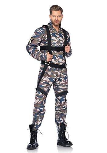 Leg Avenue - Disfraz para Mujer a Partir de 18 aos (8527903247)