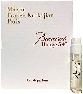 Maison Francis Kurkdjian BACCARAT ROUGE 540 Eau de Parfum Vial Spray 2ml / 0.06 fl oz