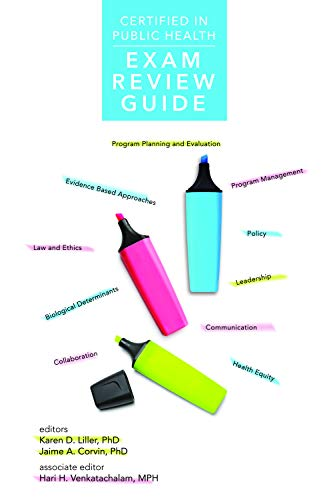 Certified in Public Health Exam Review Guide