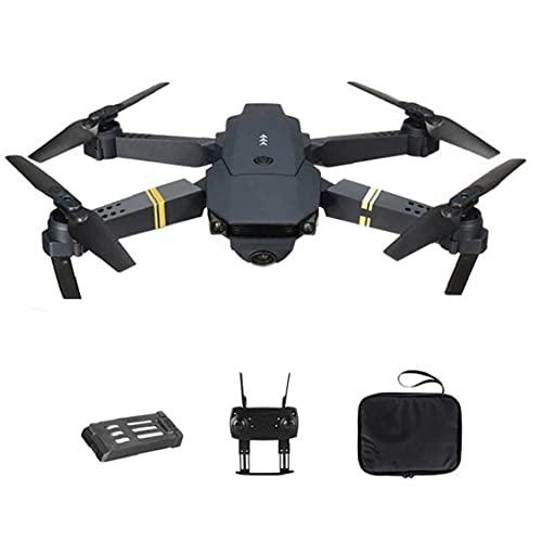 Runfon Drone Quadcopter E58 WiFi FPV Mini Quadcopter 4k Fotocamera Pieghevole Drone Supporto di Ritorno Automatico con 1batteries