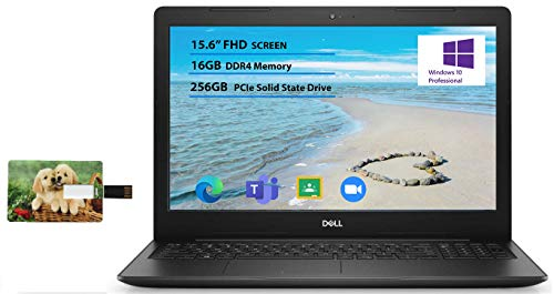 Newest Dell Inspiron 3593 Laptop 15.6' FHD Intel Core i7-1065G7 16GB DDR4 RAM 256GB SSD,...