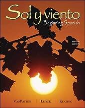 Sol y viento: Beginning Spanish