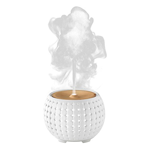 Ellia Gather Ultrasonic Natural Aroma Diffuser with Remote and Sample...