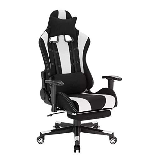 Gaming Stuhl PC Büro Stuhl Hohe Zurück Racing Stil Executive Computer Gaming Büro Stuhl mit Einstellbare Armlehne