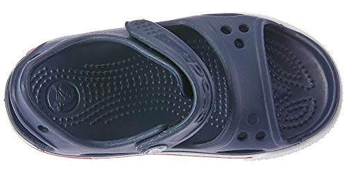 Crocs Crocband II Sandal Kids, Unisex Sandalen, Blau - 2