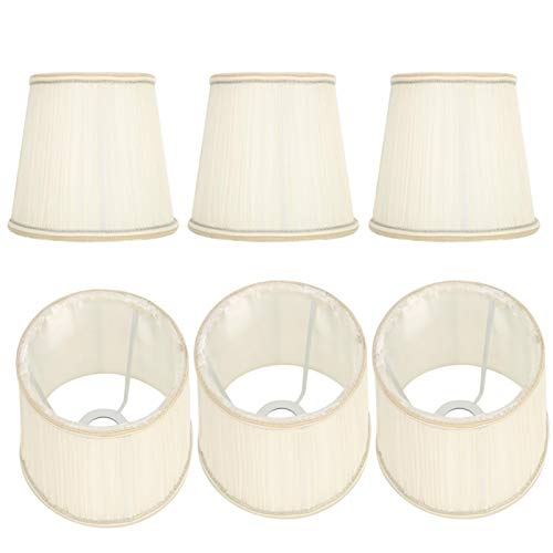 Pantalla de lámpara de araña, Pantalla de Accesorio de luz Moderna, para Sala de Estudio, Dormitorio, Sala de Estudio