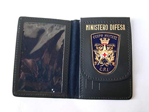 Portafoglio Portadocumenti Corpo Croce Rossa Militare