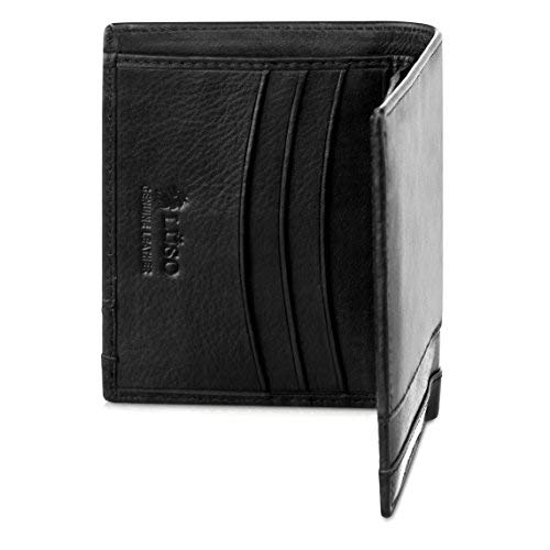 Outdoor Frozen Christmas Ornaments Leather Passport Holder Cover Case Blocking Travel Wallet