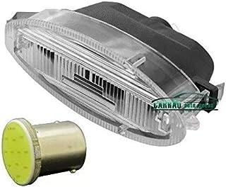 Lanterna Luz de Placa Corsa Kadett Vectra Celta Classic Com Lampada LED