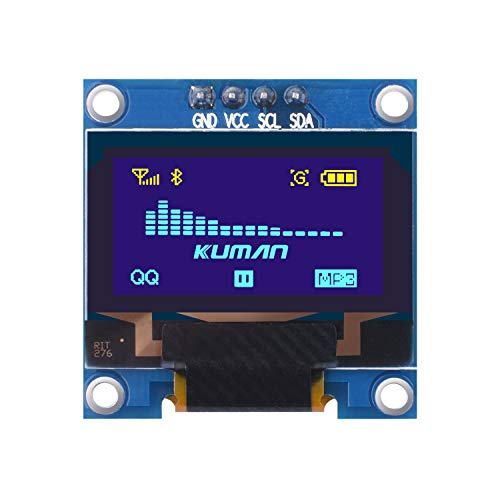 for Raspberry Pi Screen, Kuman 7 Inch Capacitive Touch