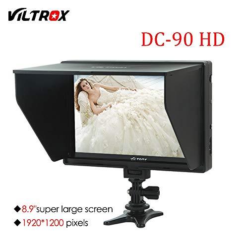 VILTROX DC-90HD - Monitor vídeo cámara Digital 8,9