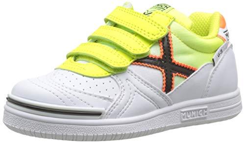 Munich G-3 Kid VCO Indoor 20, Zapatillas de Deporte para Niños, Multicolor (Multicolor 020), 28 EU