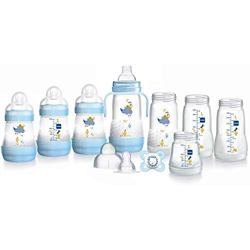 MAM Easy Start Self Sterilizing Anti Colic Starter Kit, piccolo,...