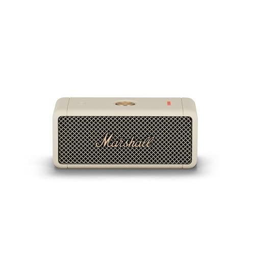 Marshall Emberton Portable Bluetooth Speaker -Cream