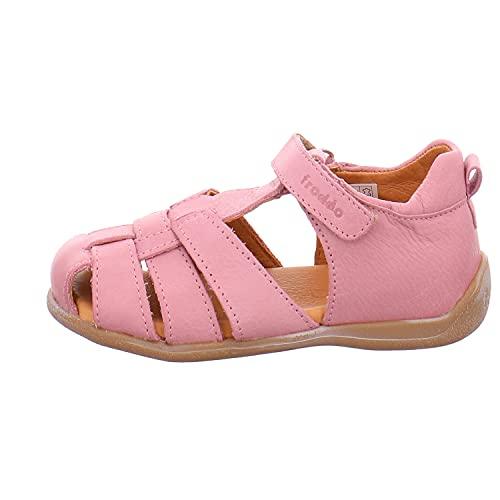 Froddo Baby- und Kleinkindsandale G2150130, ab Gr. 19, Größe:21 EU, Farbe:pink