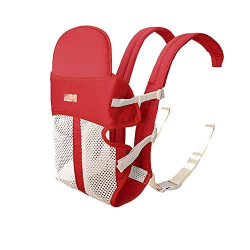 YDFXWXZ Zomer Multifunctioneel Pasgeboren/Baby Carrier, Voorzijde Achterkant Dual Gebruik/Ademend/Voorkant knuffelen Terug Kind Lichtgewicht Baby Wrap Sling