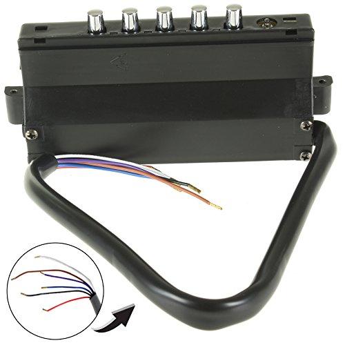 Spares2go PCB Control Switch Button Unit für B&Q, Cata, Designair, Cooke & Lewis Dunstabzugshaube