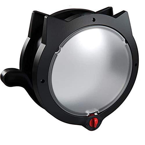 ZHJC Puerta Abatible Impermeable para Gatos Puerta de Mascota Negra Acceso Gratuito Puerta de Doble propósito Puerta de Perro Puerta de Gato Agujero de Gato Agujero de Perro Túnel Completo