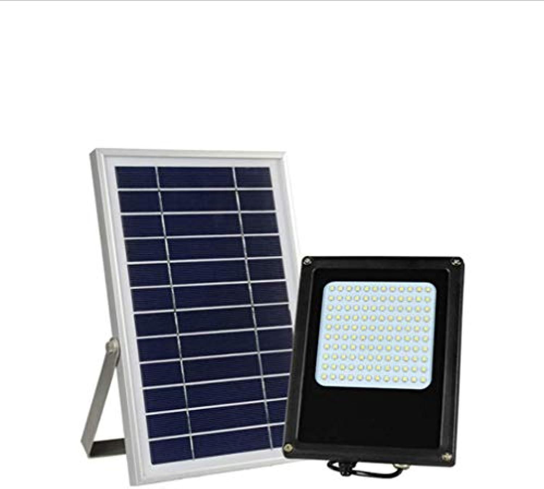 Solar-Flutlicht, 120 LED-Outdoor-Sicherheits Wand Lichtlinie Induktion Wasserdichtes Sonnenscheinwerfer Für Garten, Hof, Hof, Schwimmbad, Garage, Plakatwand