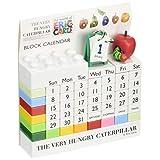 はらぺこあおむし エリック・カール ブロックカレンダー
