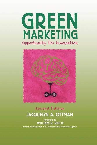 Green Marketing: Opportunity for Innovation, 2nd Edition