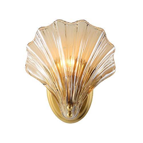 MJSM Light bedlamp, werkt op zonne-energie, voor buiten, kroonluchter, bedlampje, modern licht, eenvoudig, creatieve persoonlijkheid, oprit, studie, kristal, tv, wandlamp