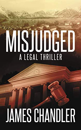 Misjudged: A Legal Thriller (Sam Johnstone)