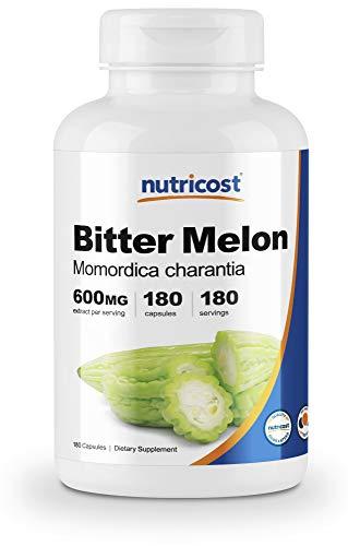 Nutricost Bitter Melon 600mg, 180...