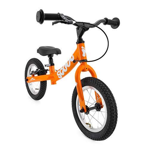Ridgeback UK 2018 US Edition Scoot 12' Balance Bike in Orange (Age 3-6)