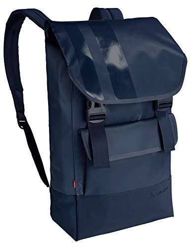 VAUDE Rucksäcke20-29l Esk, Praktischer Laptop-Rucksack für den modernen Alltag, 17l, marine/blue, one Size, 141643420