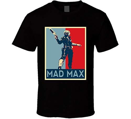 N/N Mad Max Hope Obama.png Negro Negro ( XXL