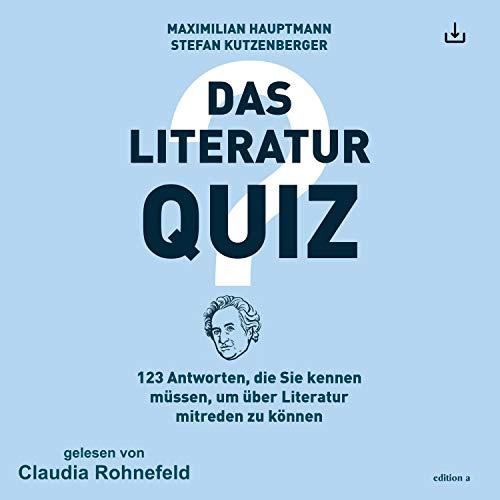 Das Literatur-Quiz Titelbild