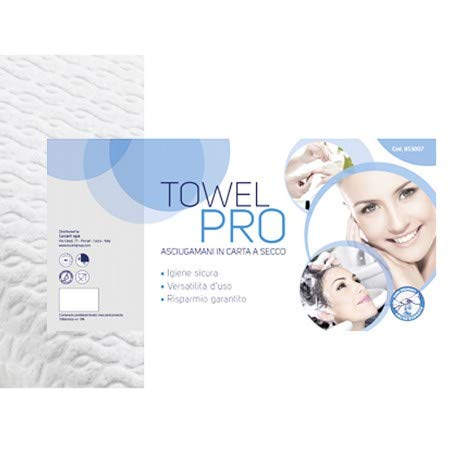 Lucart Towel Pro - Toallas de papel seco 60 unidades 36 x 72