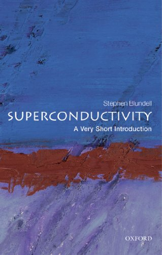 Superconductivity: A Very Short Introduction (Very Short Introductions) (English Edition)