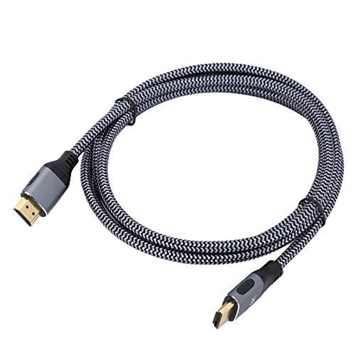 jadenzhou 4.9Ft Cable, Display Port Cable, Computadoras para teléfonos móviles Proyecciones de TV